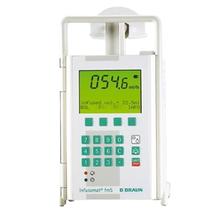 BOMBA_INFUSION_PARENTERAL_BBRAUN_INFUSOMAT_FM_INFUSION_EQUIPO_MEDICO_